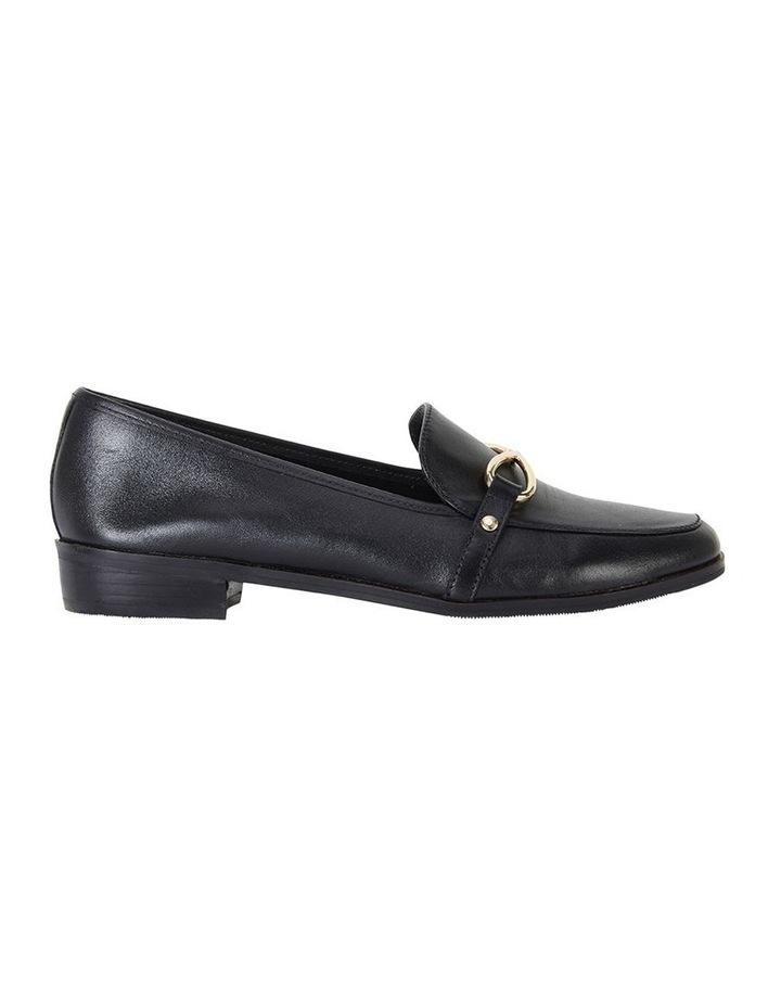 Tally Black Glove Flat Shoe image 1