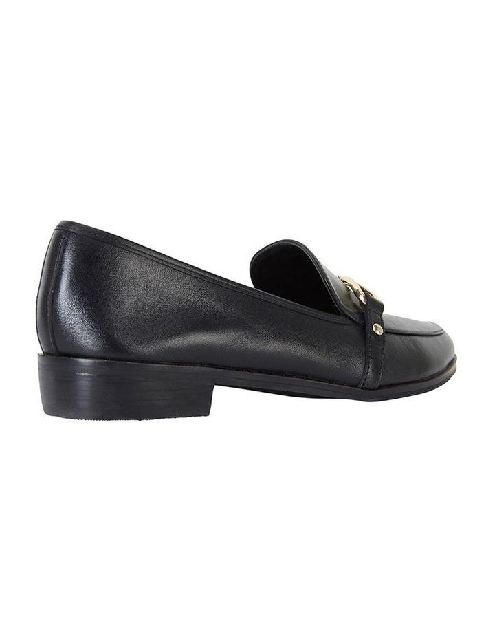 Tally Black Glove Flat Shoe image 4