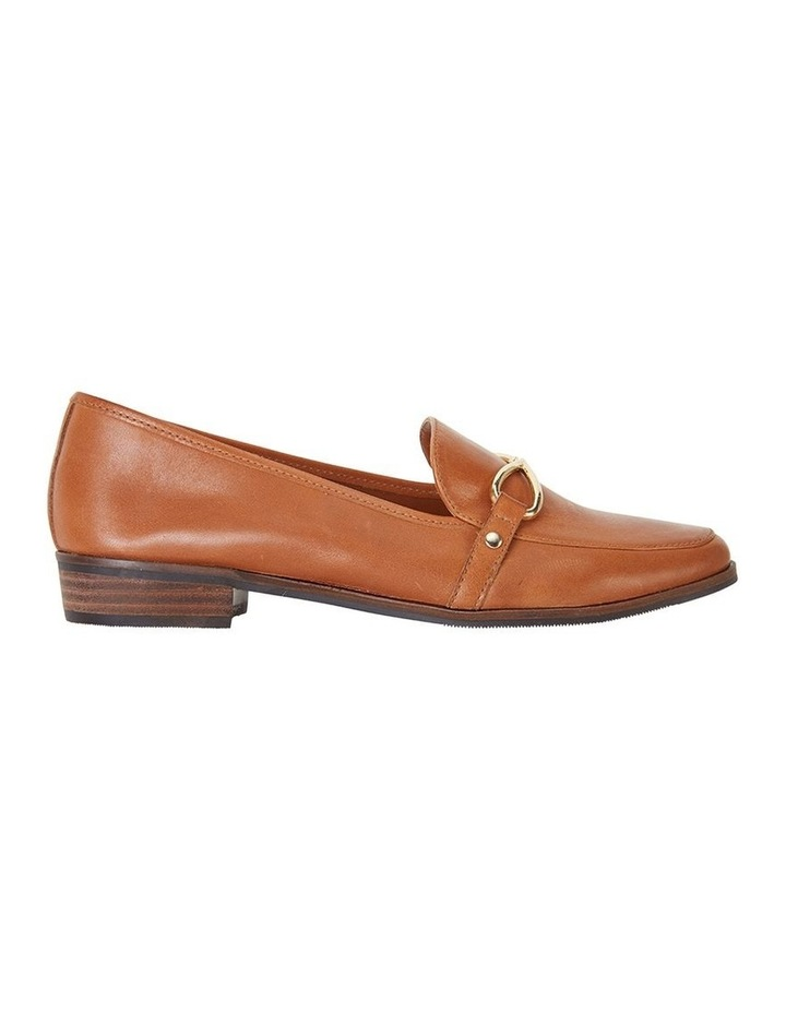 Tally Cognac Glove Flat Shoe image 1