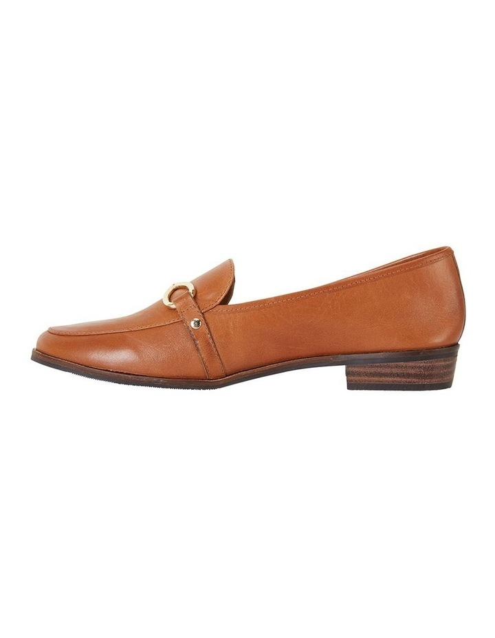 Tally Cognac Glove Flat Shoe image 2