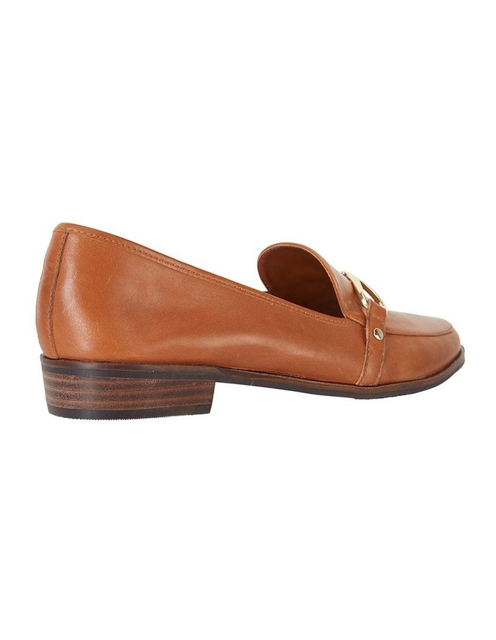 Tally Cognac Glove Flat Shoe image 3