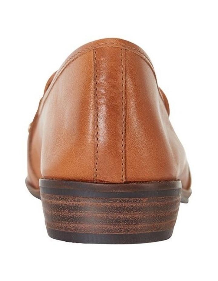 Tally Cognac Glove Flat Shoe image 4