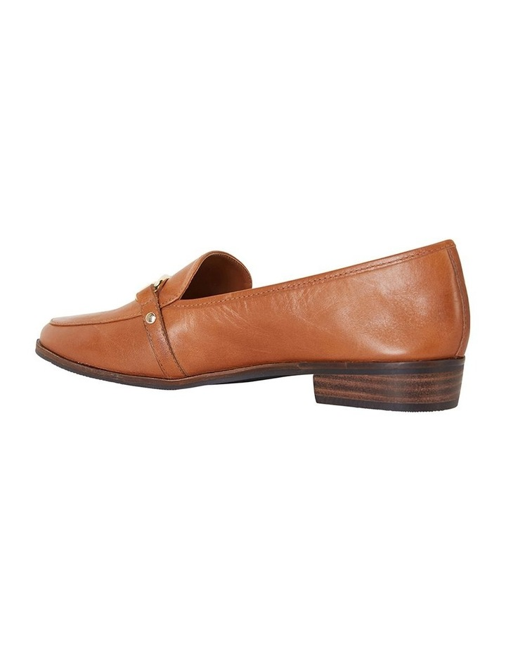 Tally Cognac Glove Flat Shoe image 7