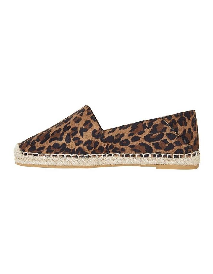 Bella Animal Fabric Flat Shoe image 3