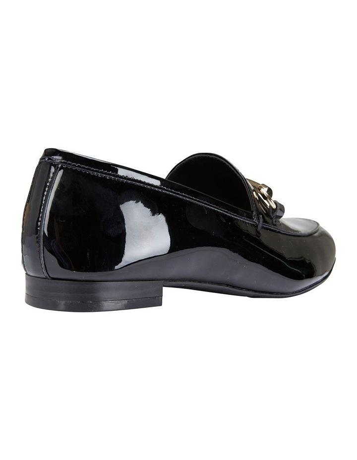 Tabloid Black Patent Flat Shoe image 4