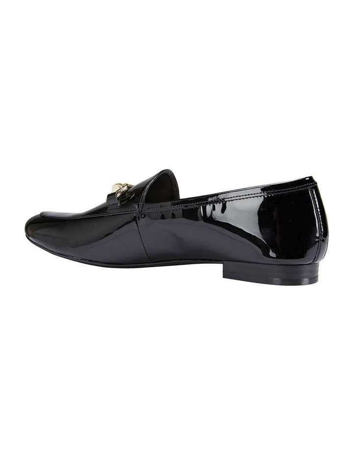 Tabloid Black Patent Flat Shoe image 6