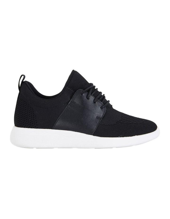 Sandler Guru Black Lace up Sneaker image 1