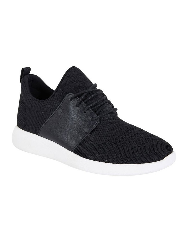 Sandler Guru Black Lace up Sneaker image 2