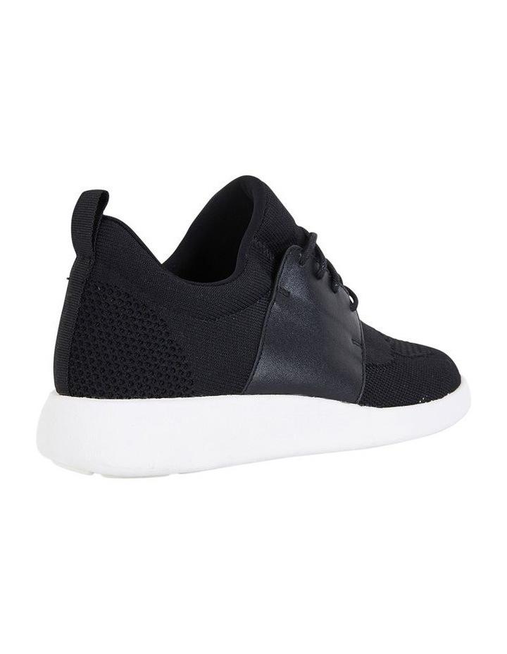 Sandler Guru Black Lace up Sneaker image 4