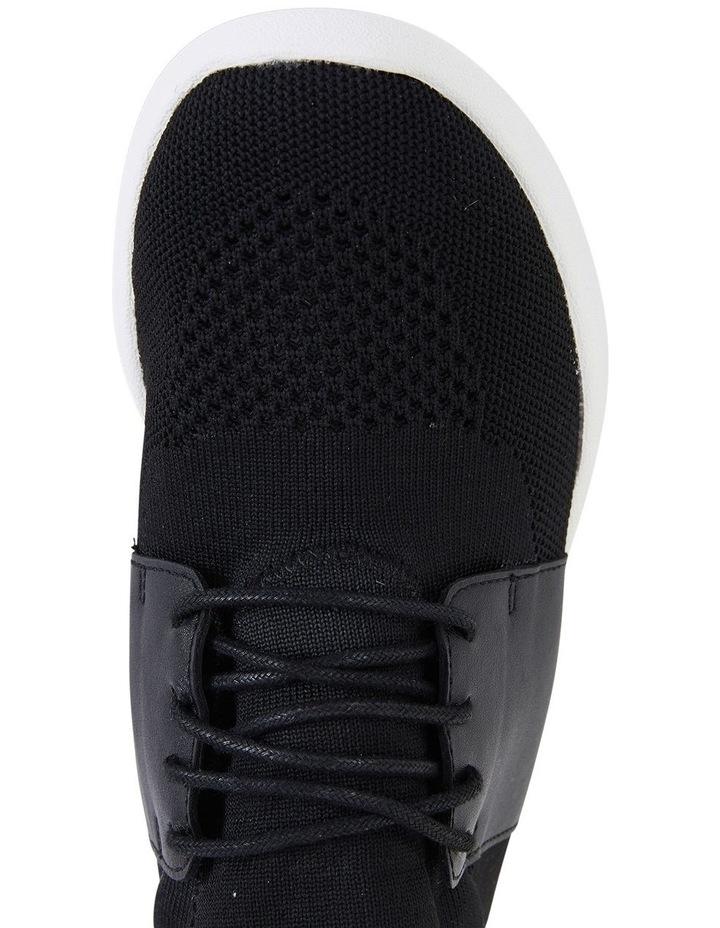 Sandler Guru Black Lace up Sneaker image 6