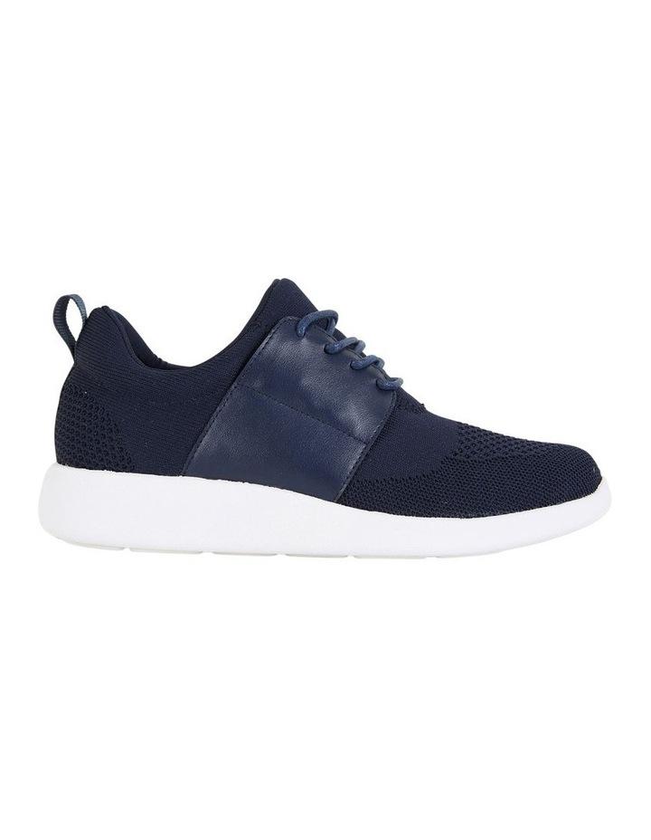 Sandler Guru Navy Lace up Sneaker image 1