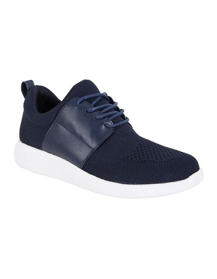 Sandler Guru Navy Lace up Sneaker image 2