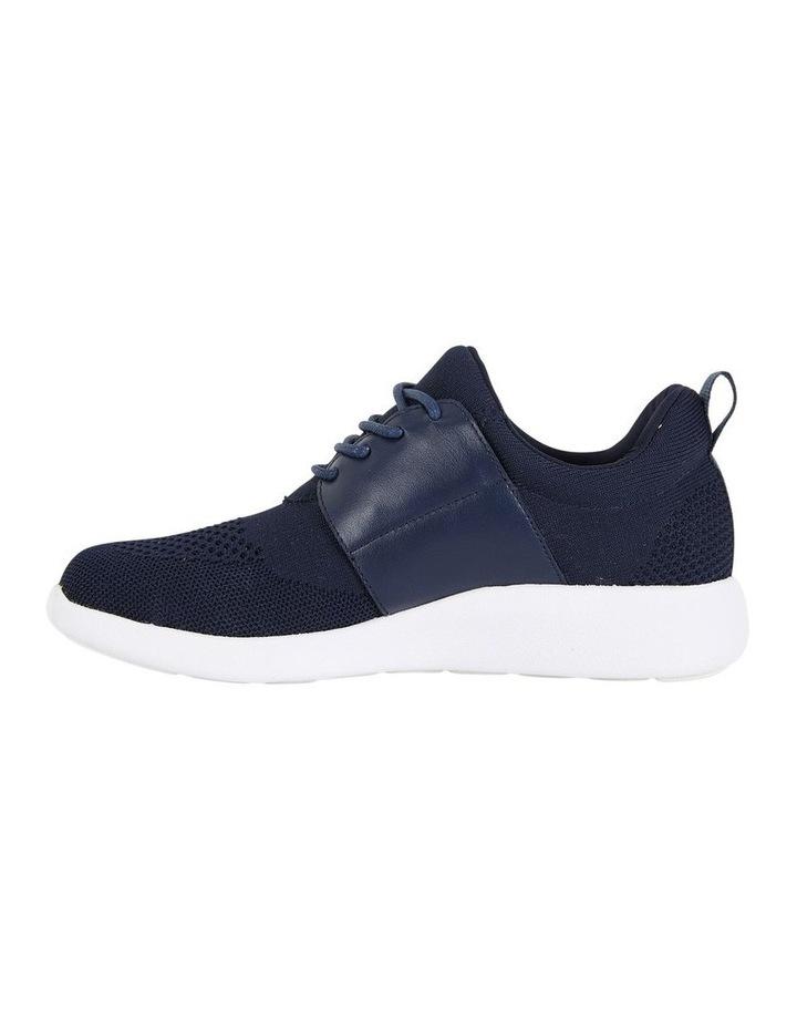 Sandler Guru Navy Lace up Sneaker image 3