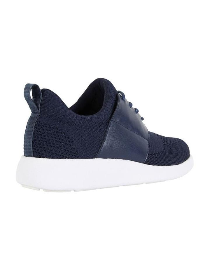 Sandler Guru Navy Lace up Sneaker image 4