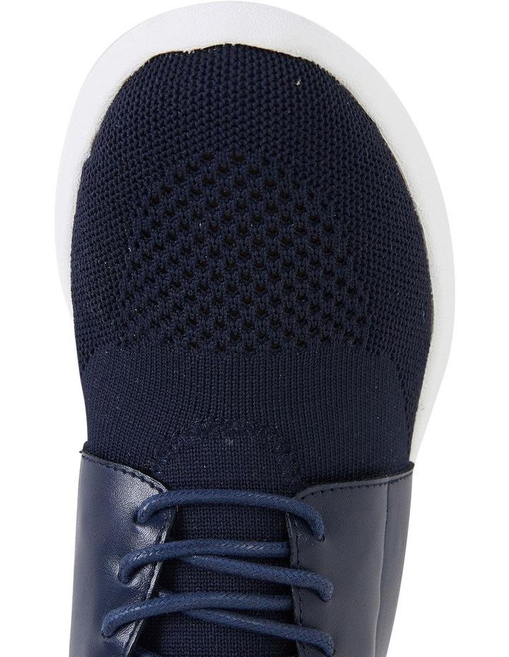 Sandler Guru Navy Lace up Sneaker image 6