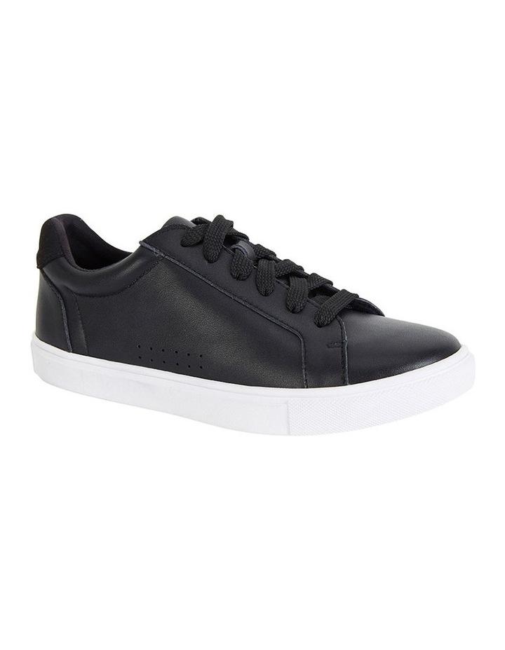 Serena Black Glove Sneaker image 2