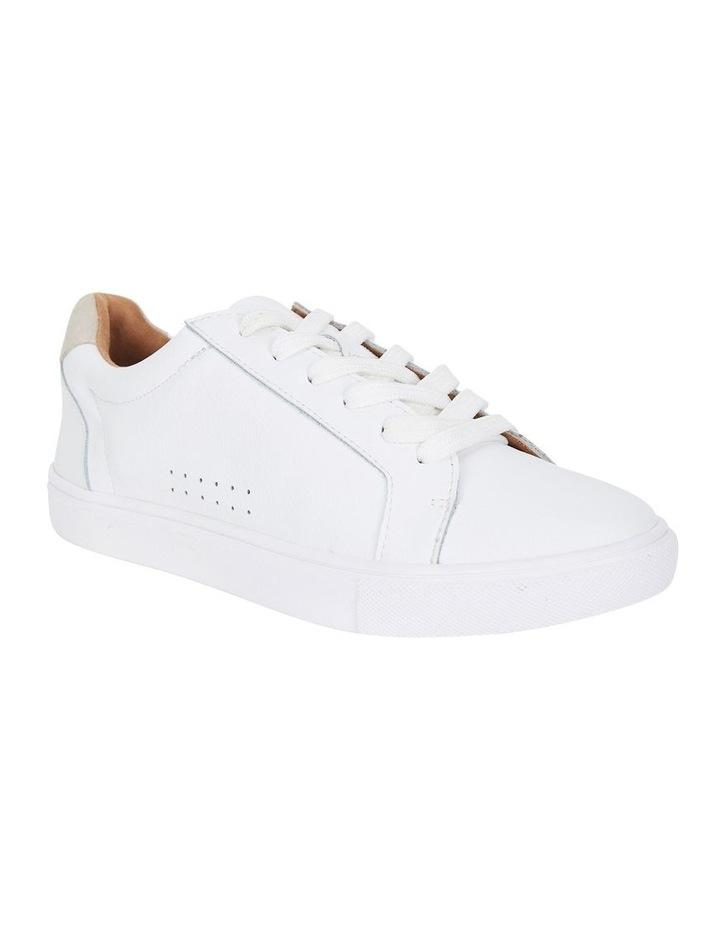 Sandler Serena White Glove Sneaker image 2
