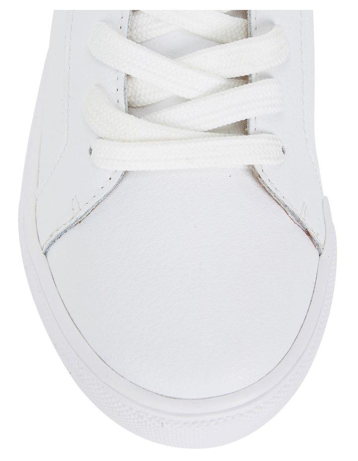 Sandler Serena White Glove Sneaker image 7