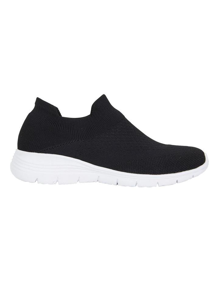 Sandler Woods Black Weave Sneaker image 1