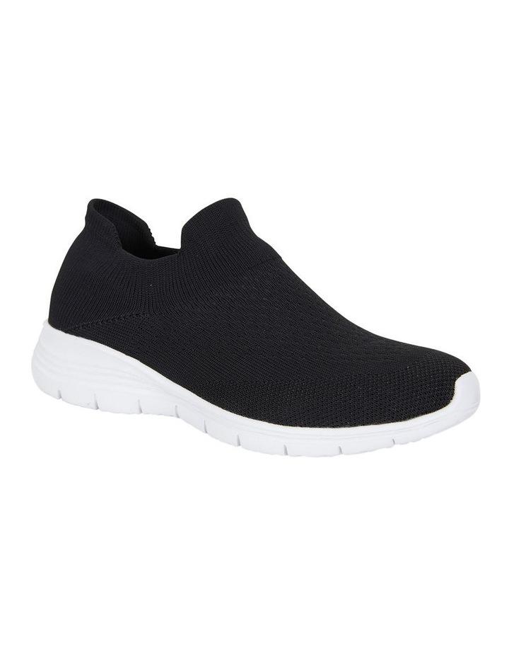 Sandler Woods Black Weave Sneaker image 2