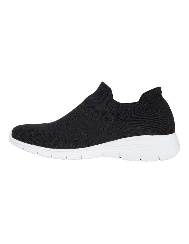 Sandler Woods Black Weave Sneaker image 3