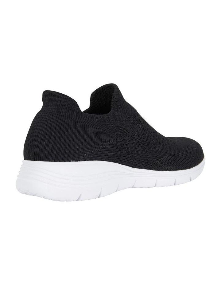 Sandler Woods Black Weave Sneaker image 4