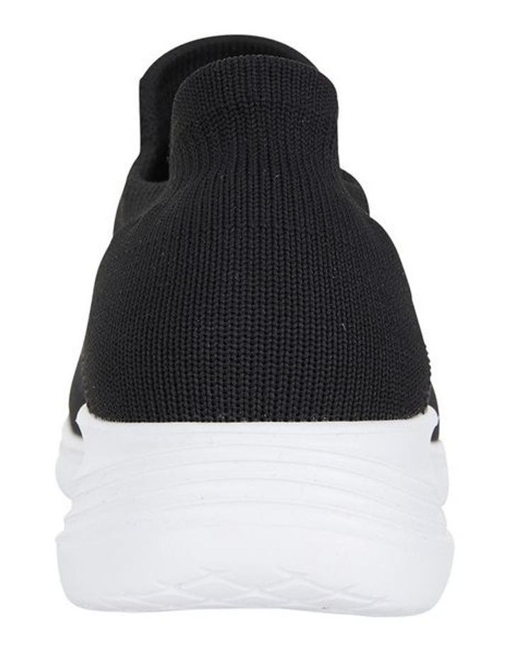 Sandler Woods Black Weave Sneaker image 5