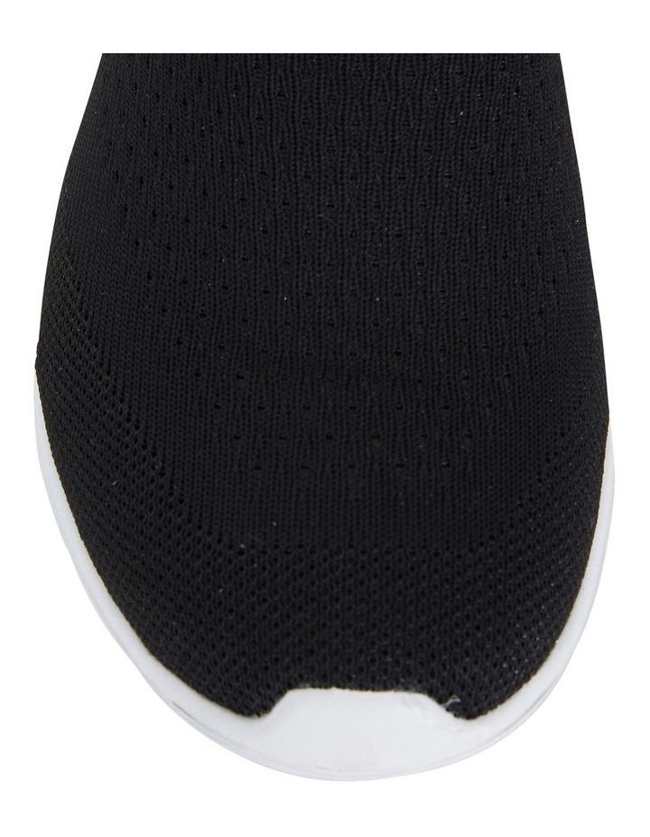 Sandler Woods Black Weave Sneaker image 7