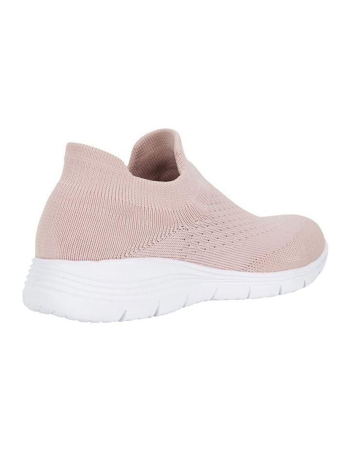 Sandler Woods Blush Weave Sneaker image 4