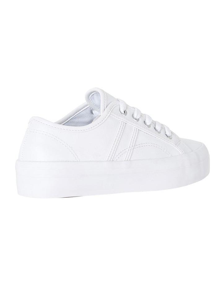 Slater White Glove Sneaker image 4