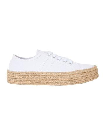 4077bce3fd SandlerStatic White Canvas Sneaker. Sandler Static White Canvas Sneaker.  price
