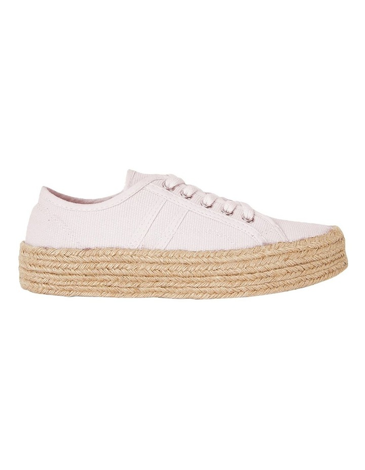Static Blush Canvas Sneaker image 1