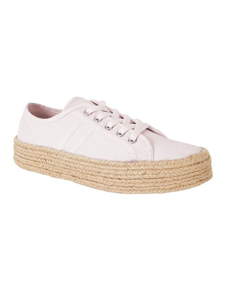 Static Blush Canvas Sneaker image 2