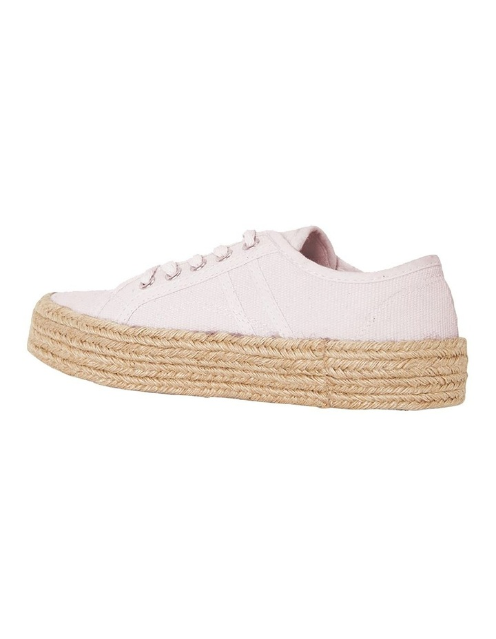 Static Blush Canvas Sneaker image 4
