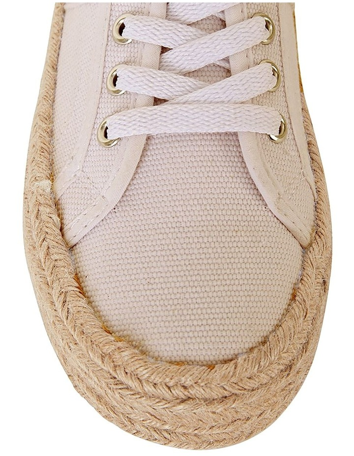 Static Blush Canvas Sneaker image 5