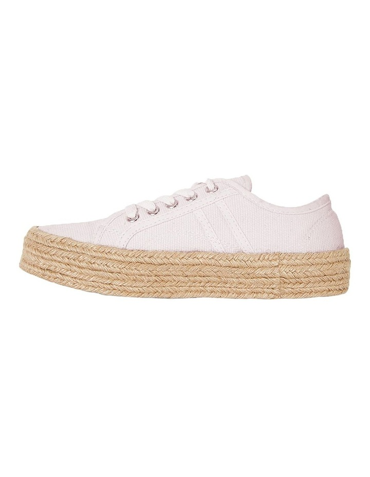 Static Blush Canvas Sneaker image 6