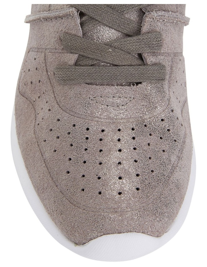 Sandler Bolt Pewter Nubuck Sneaker image 7