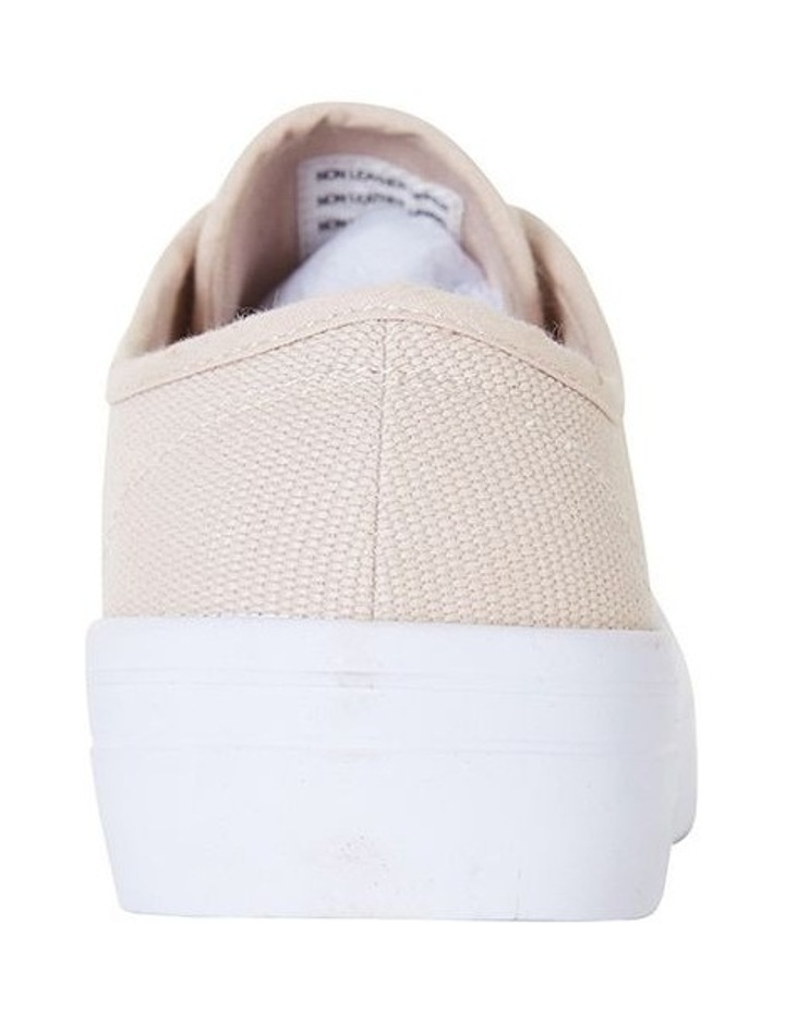 Sandler Scott Blush Canvas Sneaker image 6