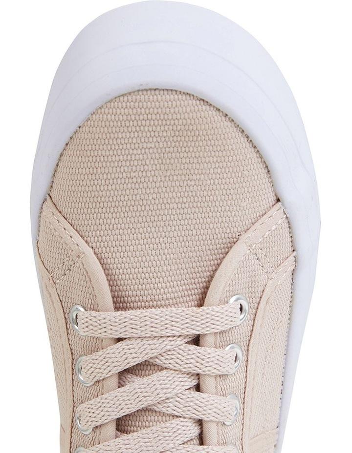 Sandler Scott Blush Canvas Sneaker image 7