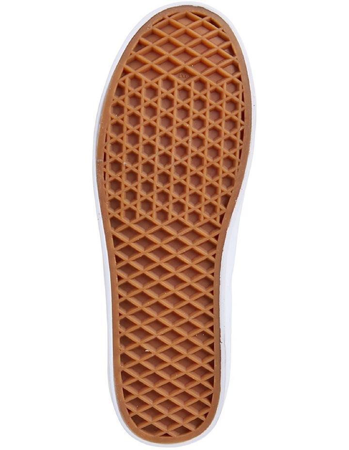 Sandler Scott White Canvas Sneaker image 5
