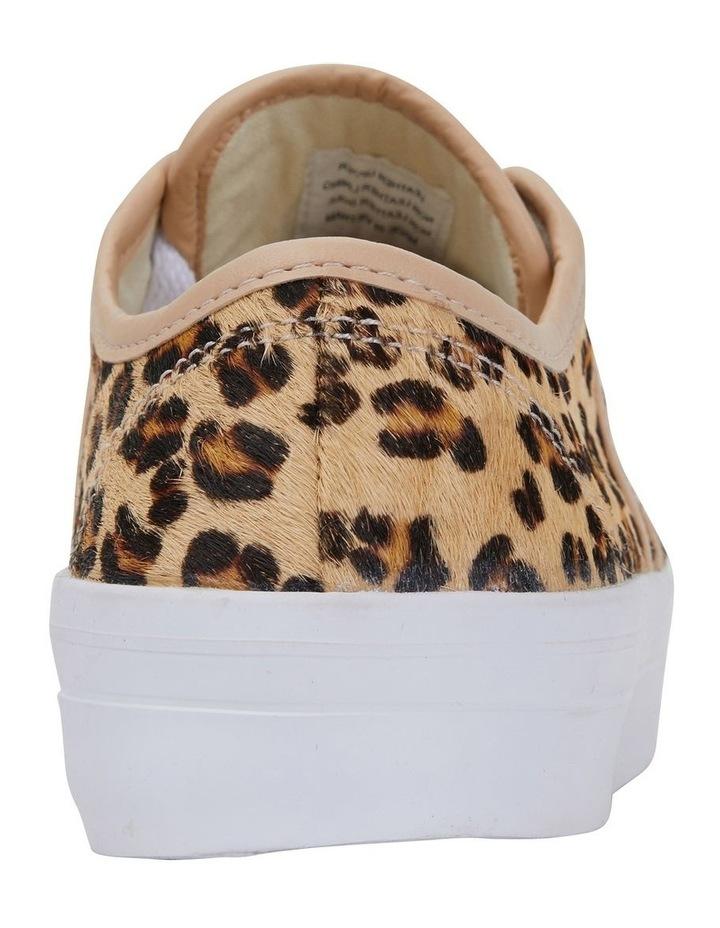 Slater Ocelot Leather Sneaker image 6