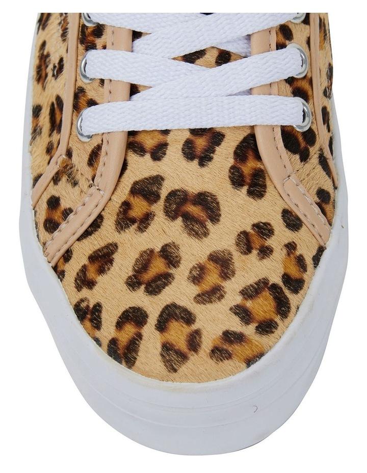 Slater Ocelot Leather Sneaker image 7
