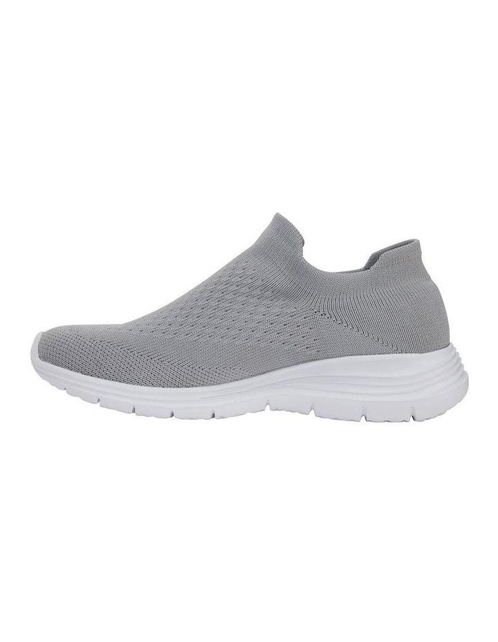 Sandler Woods Grey Weave Sneaker image 3