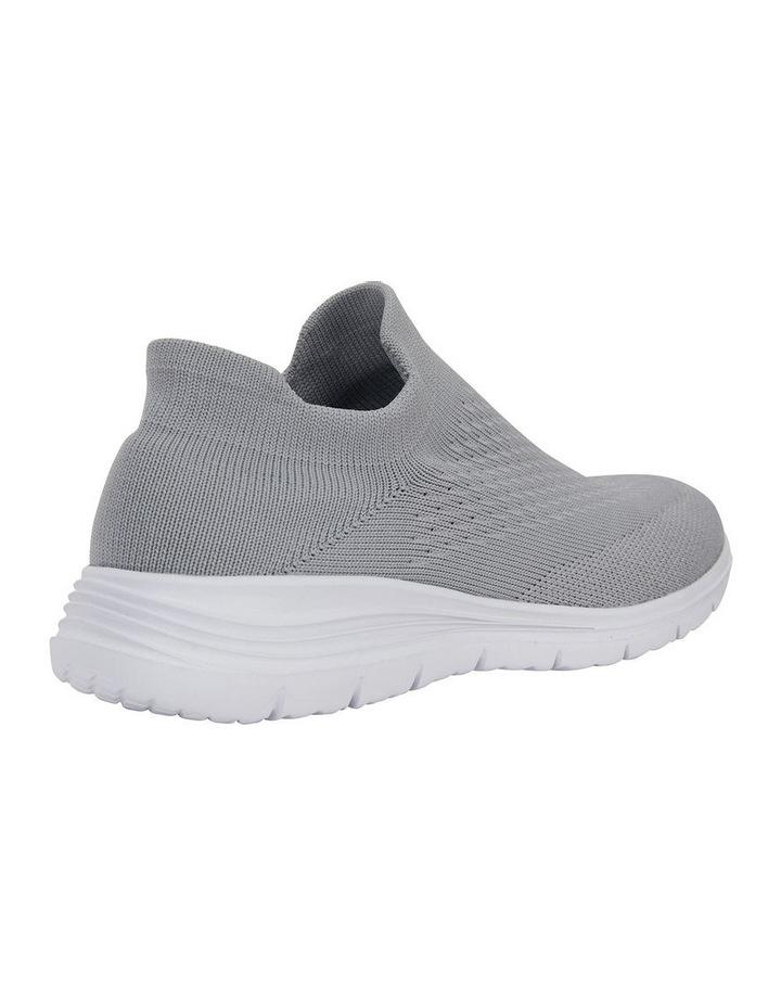 Sandler Woods Grey Weave Sneaker image 4