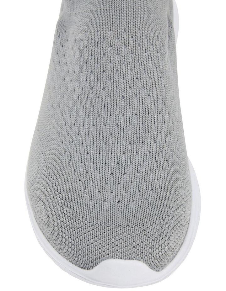 Sandler Woods Grey Weave Sneaker image 5
