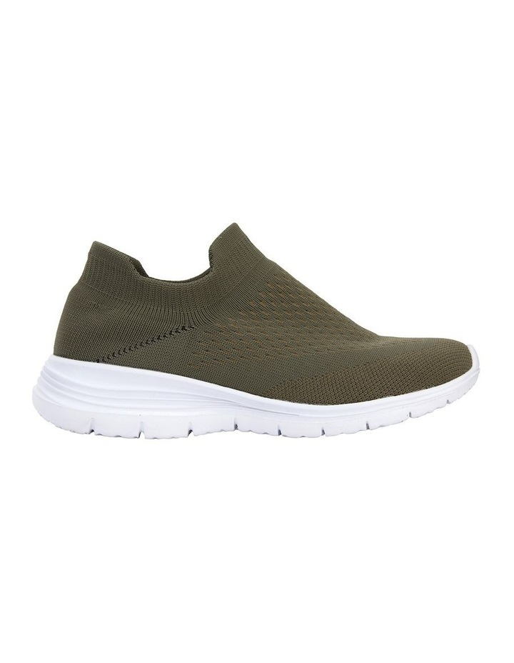Woods Khaki Weave Sneaker image 1