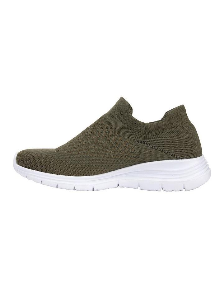 Woods Khaki Weave Sneaker image 3