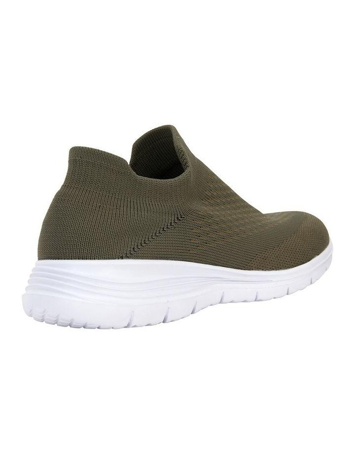 Woods Khaki Weave Sneaker image 4