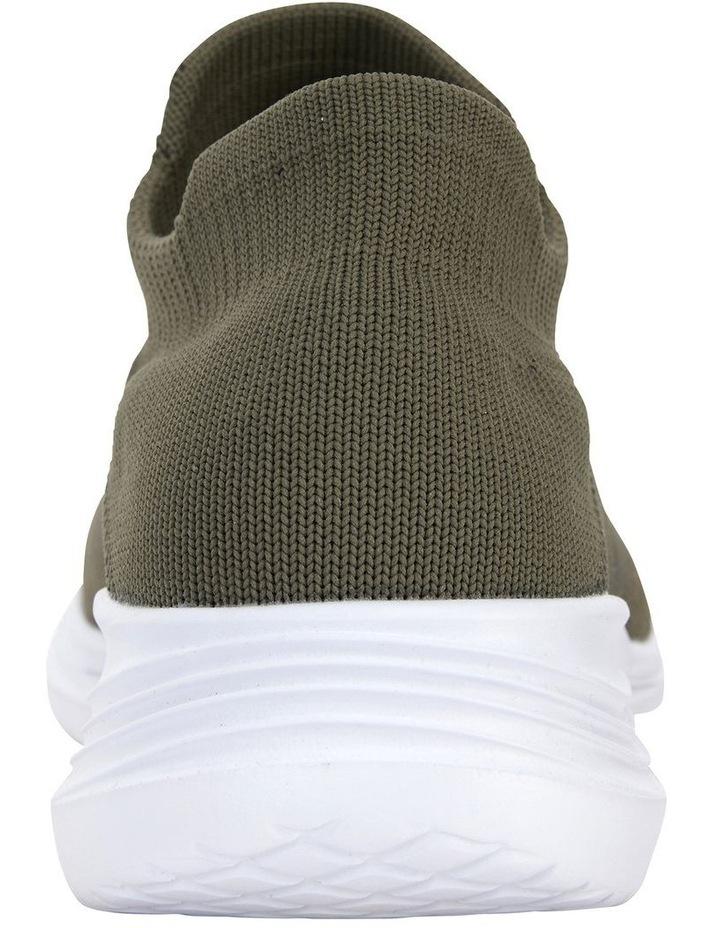 Woods Khaki Weave Sneaker image 7