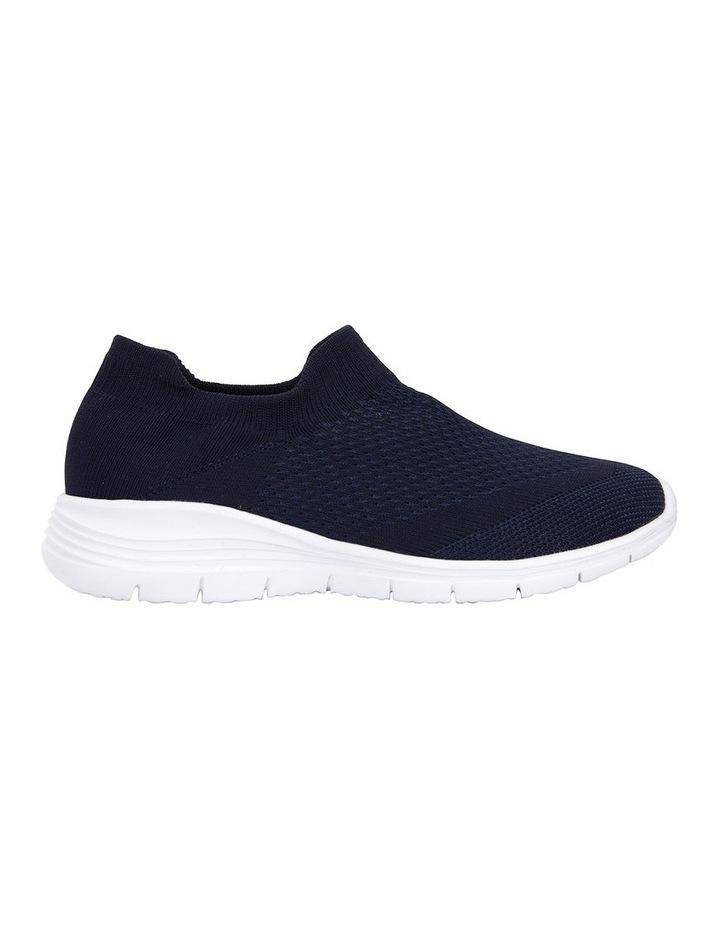 Sandler Woods Navy Weave Sneaker image 1